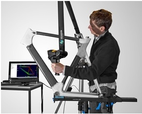 ROMER Bike Measurement System