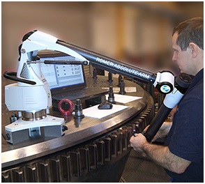 ROMER Gear Measurement System